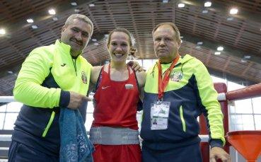 Станимира Петрова: На финала беше трудно