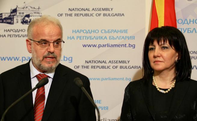 НС ратифицира протокола за присъединяване на Северна Македония към НАТО