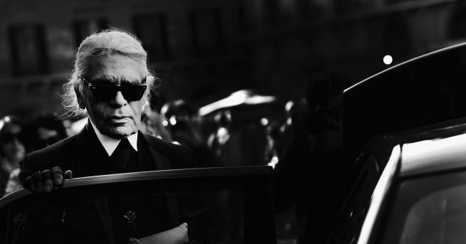 Снимка: Ясна е причината за смъртта на Карл Лагерфелд. Мелания Тръмп скърби за легендарния дизайнер