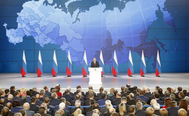 Путин заплаши с ракети САЩ и Европа