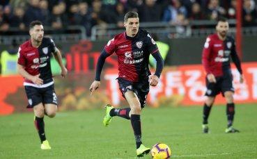 В Италия гърмят: два отбора от Серия А искат Десподов