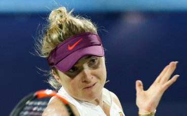 Свитолина е на 1/4-финал в Дубай