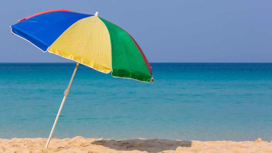 Проект: Забраняват чадъри и хавлии на дюни