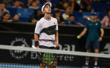Адриан Андреев отпадна рано на турнира в САЩ