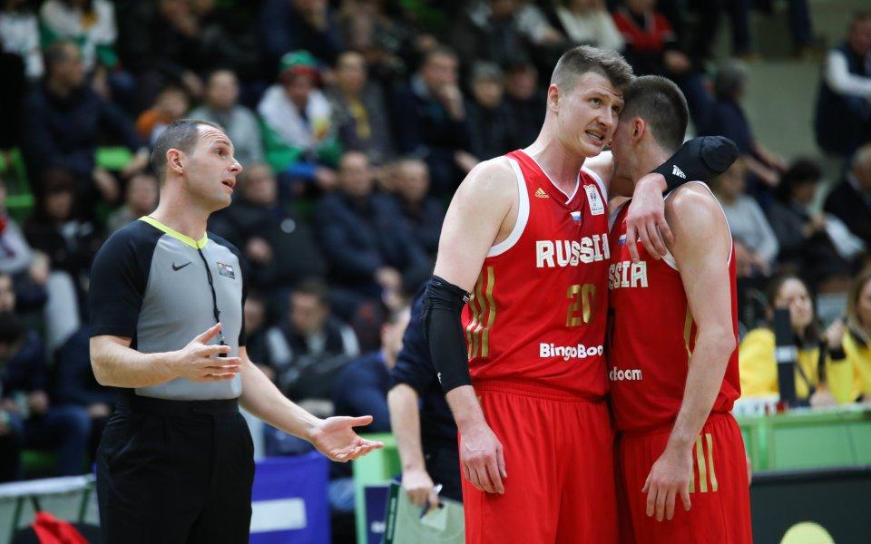 Русия завърши с победа участието си на световното първенство по