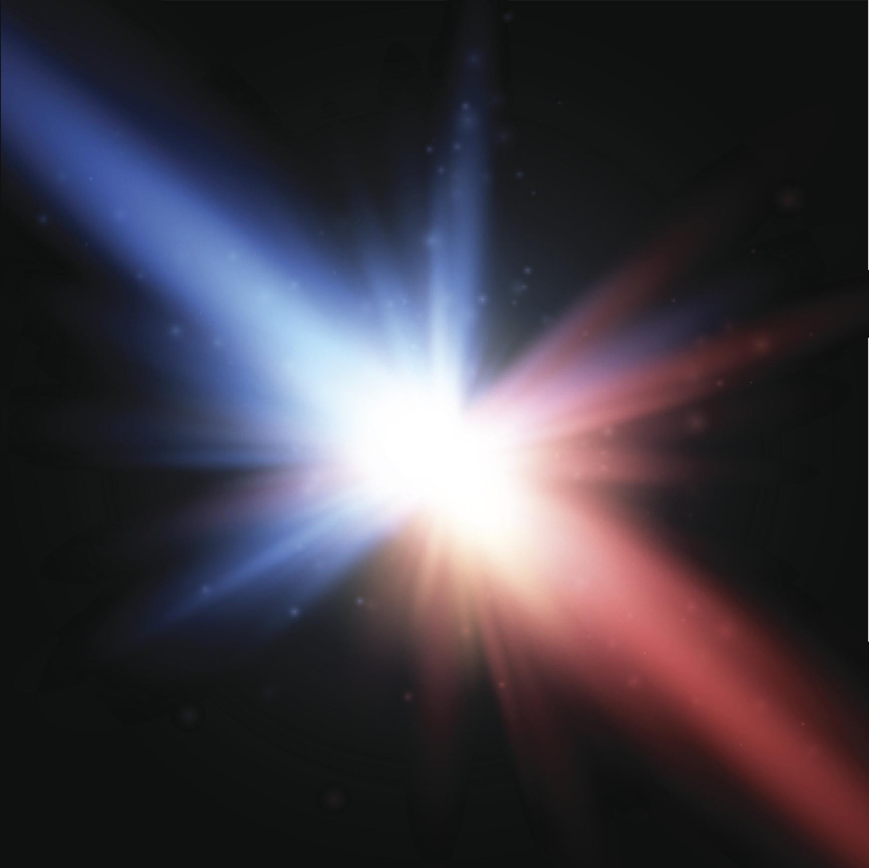 Освен това бихте преживели и Доплеров ефект, който би довел до това светлинните лъчи от звездите пред вас да се струпат, карайки обектите да изглеждат сини, а светлинните лъчи зад вас ще се разделят и ще карат обектите да изглеждат червени. Тези ефекти се наричат съответно червено и синьо отместване.