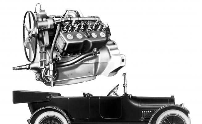 Cadillac Type 51, предшественик на Type 53