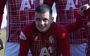 Лясков от ЦСКА: Отначало нищо не виждах с окото, дано играя в дербито