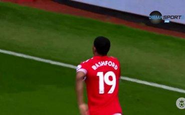 """Великите голове на Манчестър Ю на """"Олд Трафорд"""" в дербито срещу Ливърпул"""