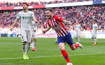 Барса няма никакъв интерес към халф на Атлетико Мадрид