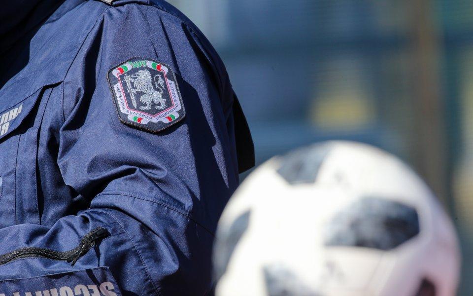 СДВР предприе мерки за охрана на обществения ред в столицата