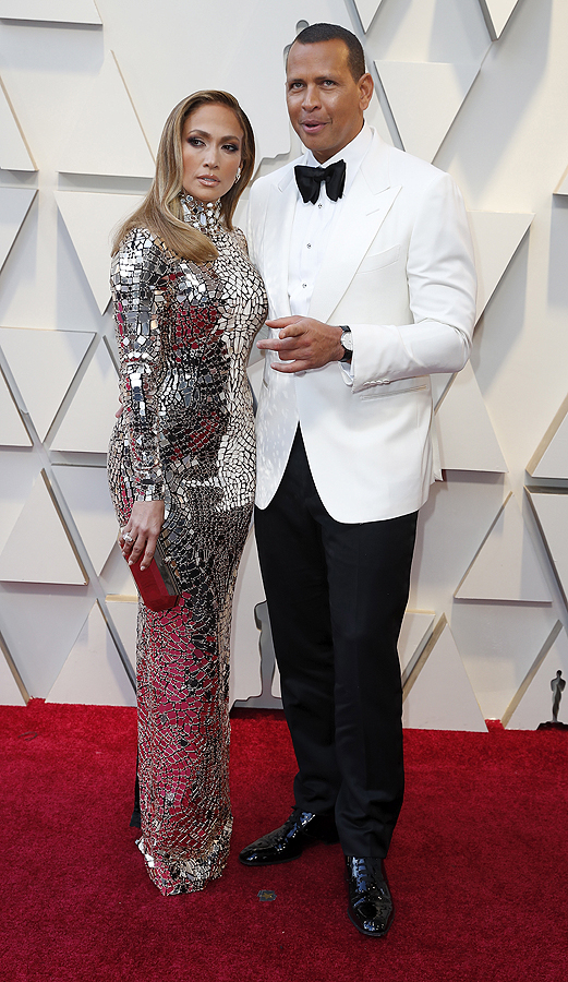 Jennifer Lopez и Alex Rodriguez
