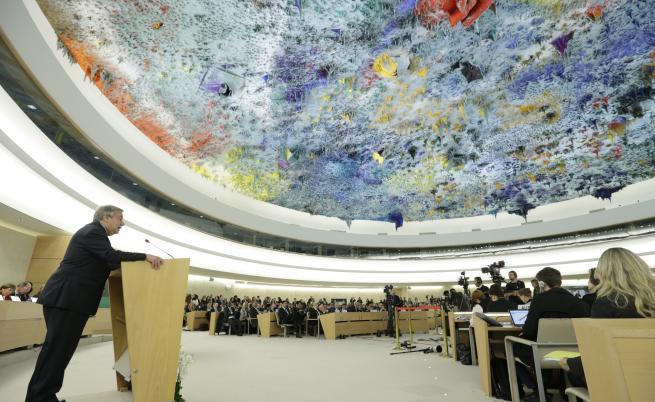 40-ата сесия на Съвета на ООН по правата на човека, Женева