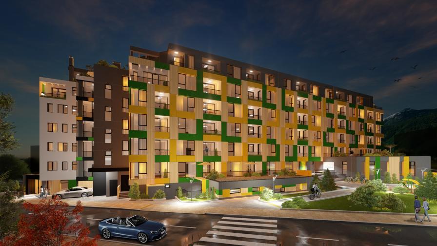 """""""Сънденс Резиденс"""" предлага слънчеви апартаменти  в южната част на София"""