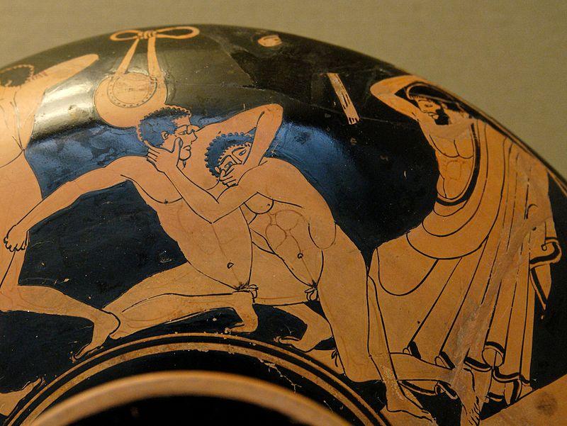 Датирайки от около VII в. пр. Хр. смесените бойни изкуства, известни още като ММА (Mixed Martial Arts), са един от най-старите и популярни спортове. През 648 г. пр. Хр. в програмата на Древните олимпийски е въведен панкратиона - комбинация от бокс и борба. Спортът имал две прости правила – без хапане и бъркане в очите на противника, и става много популярен в целия древногръцки свят заради зрелищните си битки.