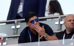 Марадона нареди Камата сред най-великите си съперници