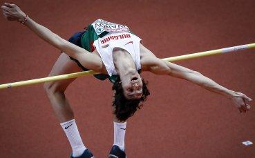 Тихомир Иванов е сигурен участник на Олимпийските игри в Токио