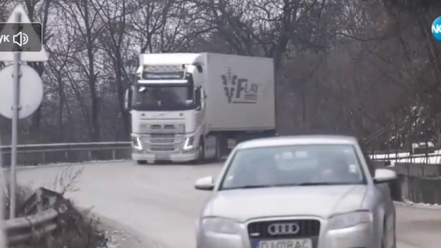 КАТ с мерки за засиления трафик