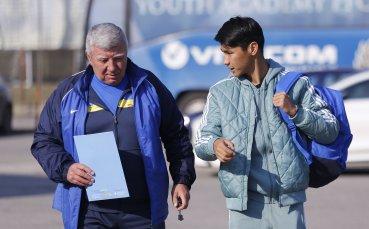 Агентът на Сейдахмет: Топ 3 на бг-треньорите го харесват, но не и Хубчев