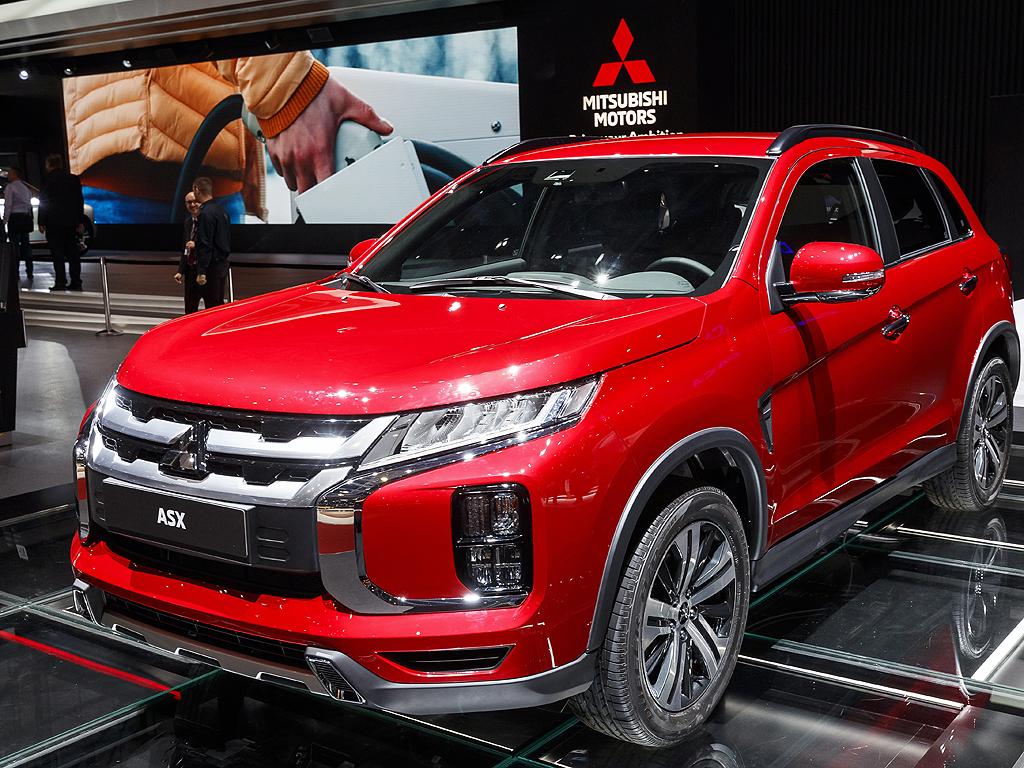 Mitsubishi Motors ASX
