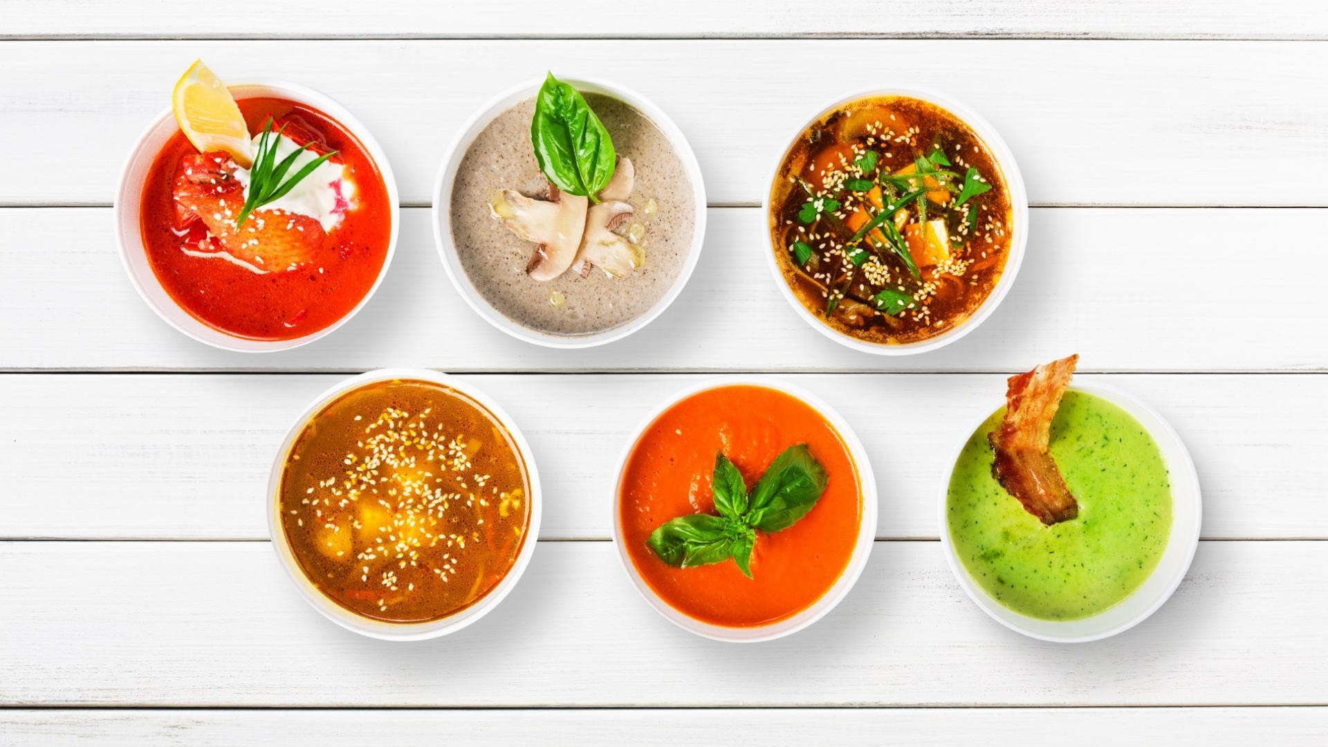 Рецепти за супа, които ще ви помогнат да останете здрави