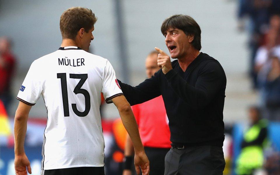 Мюлер скочи на Льов след изхвърлянето от Бундеслига: Ядосан съм, това ли заслужаваме?