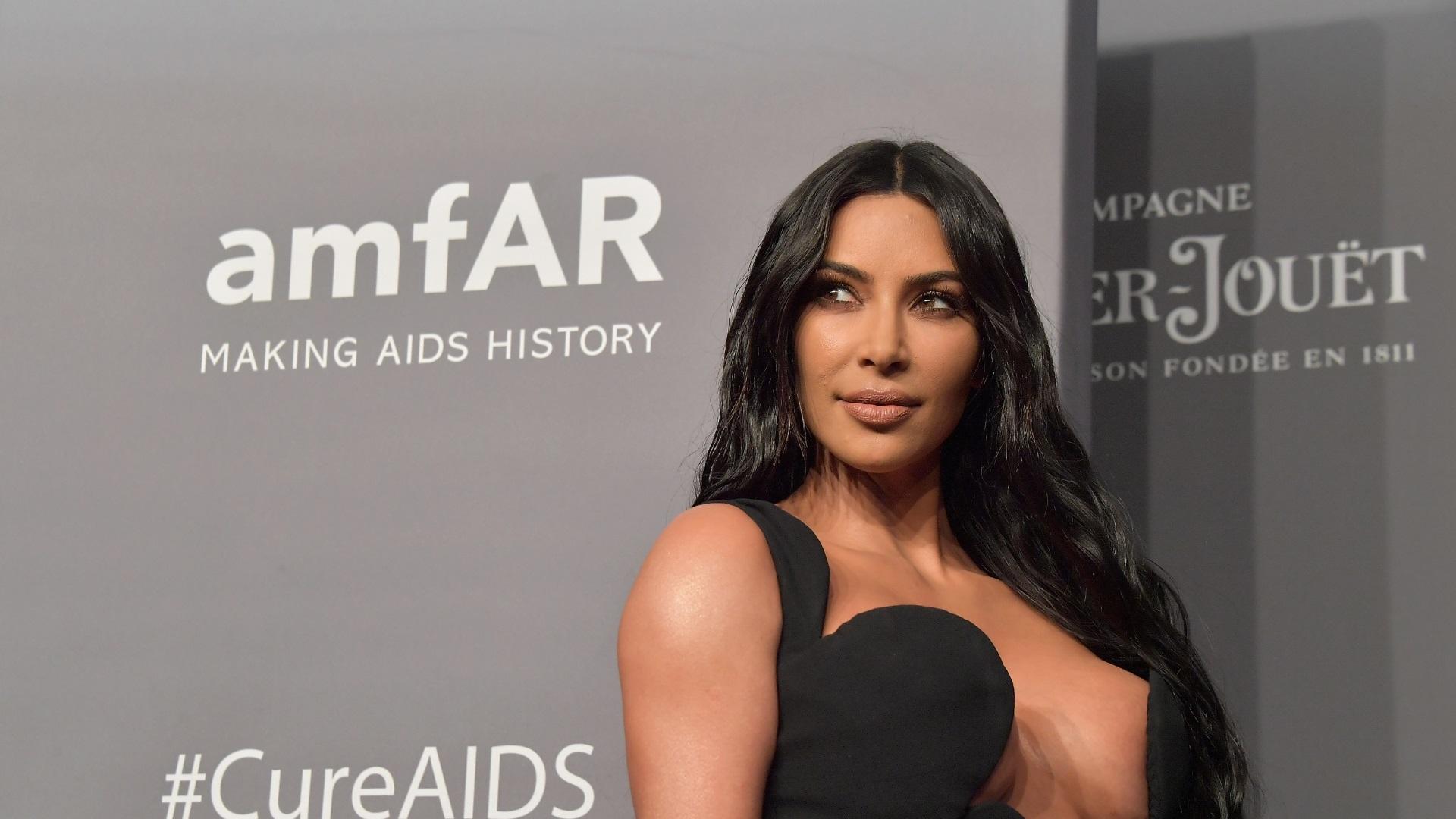 Ким Кардашиян продължава с модните провокации (СНИМКА)