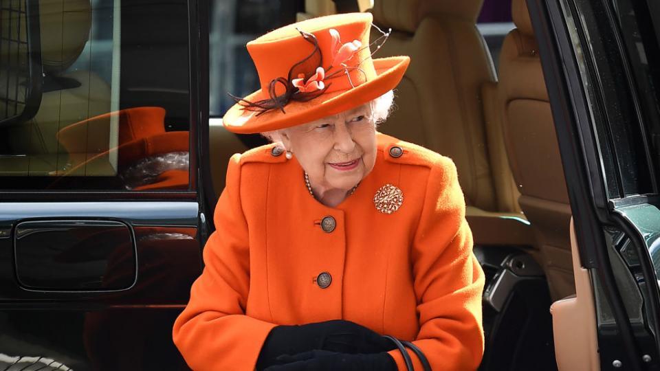 Кралица Елизабет с първи пост в Инстаграм