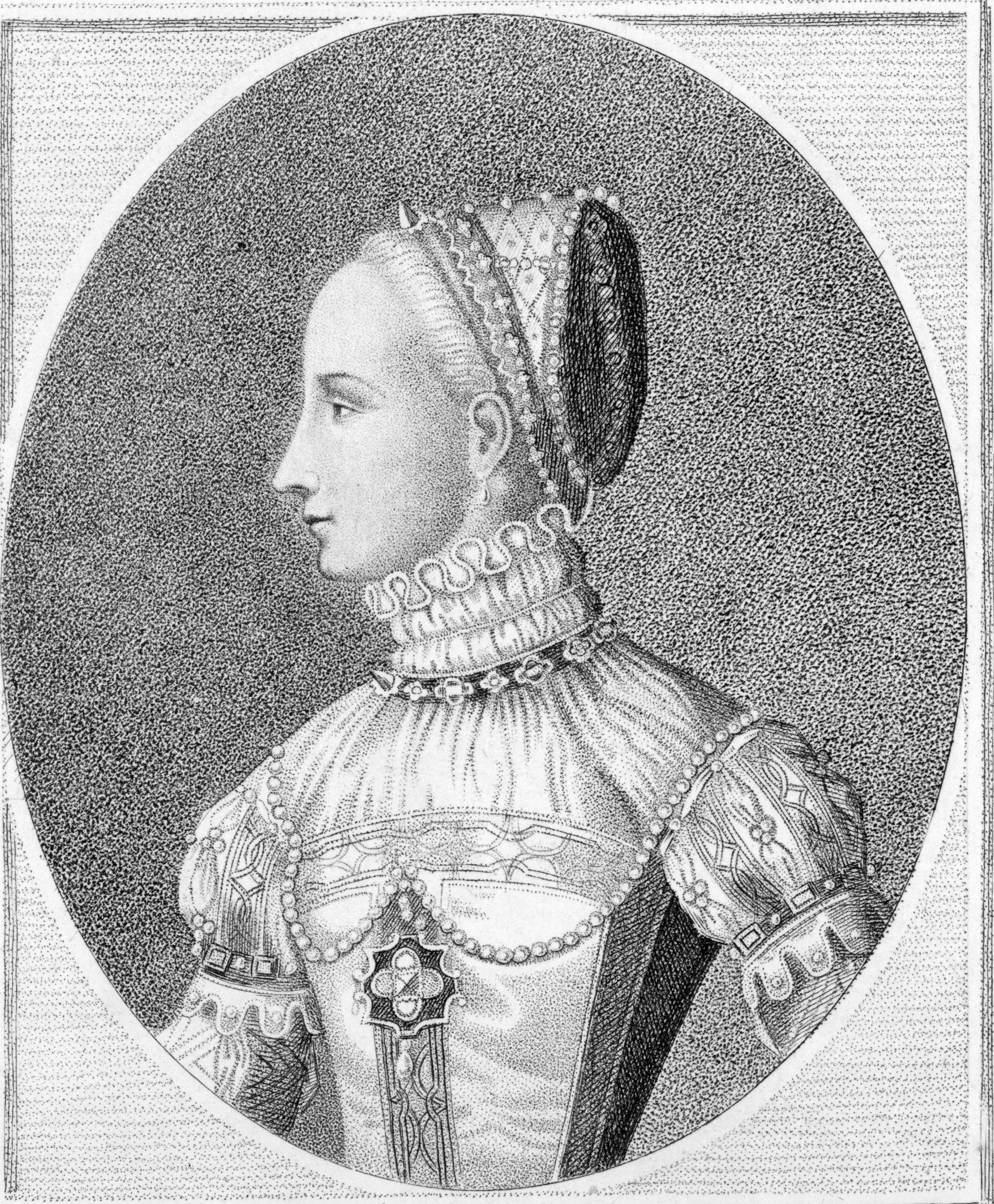 Мария Стюарт, кралица на Шотландия, е първата жена, играла голф.
