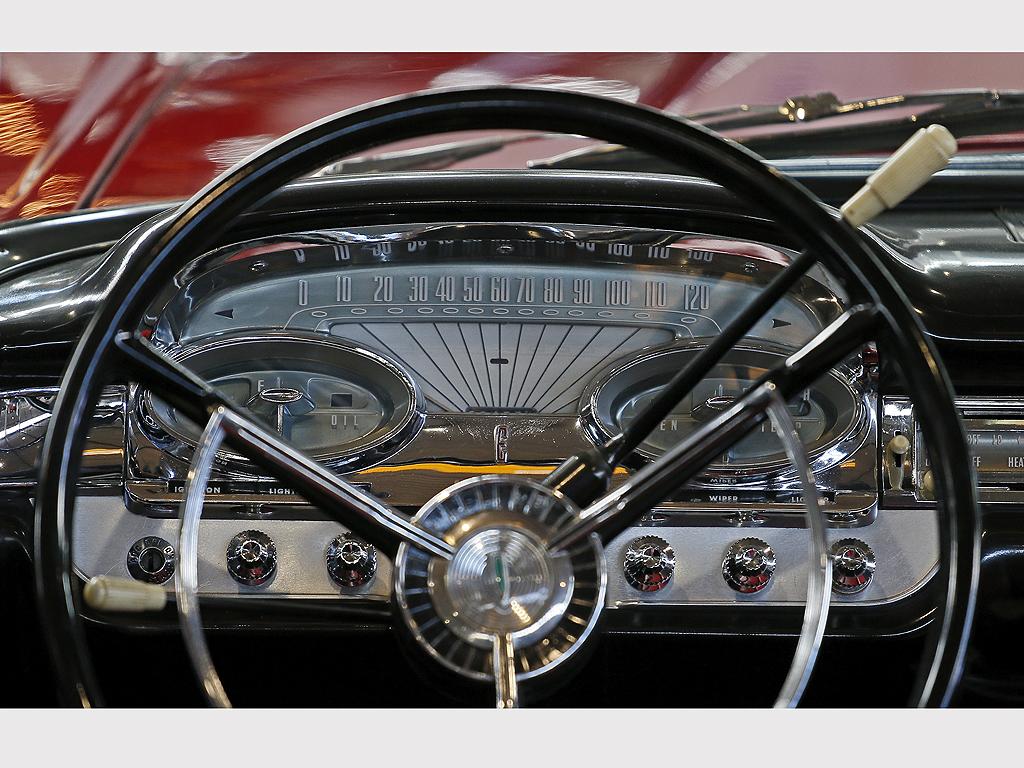Edsel Corsair 1953