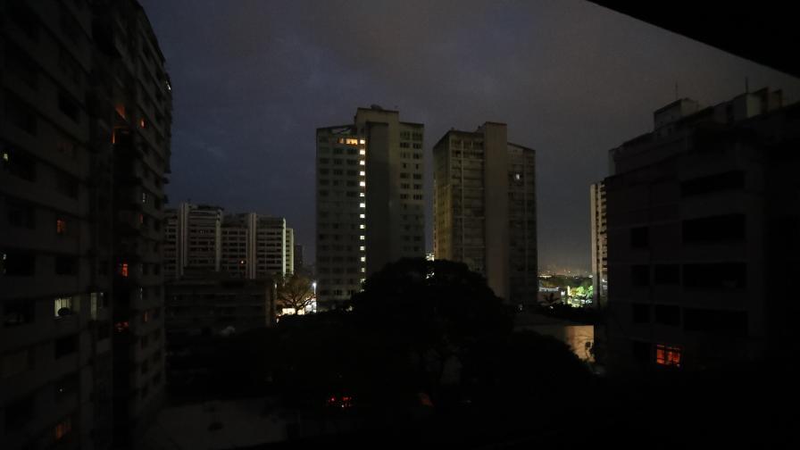 Венецуела остана без ток