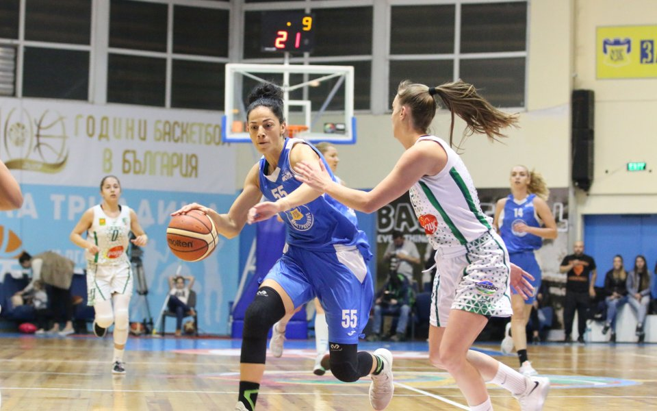 Полуфиналите при баскетболистките стартират на 10-и април
