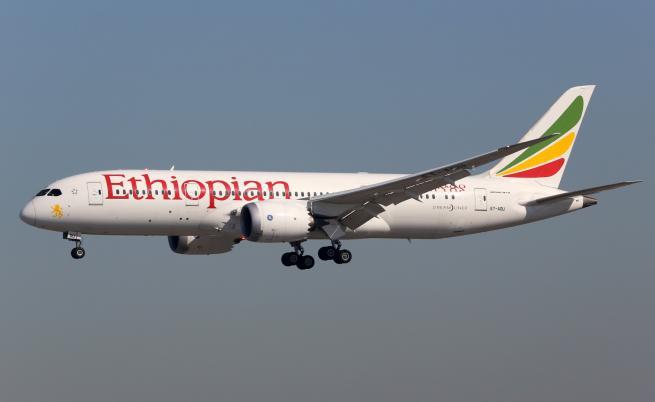 Самолет със 157 души на борда се разби в Африка