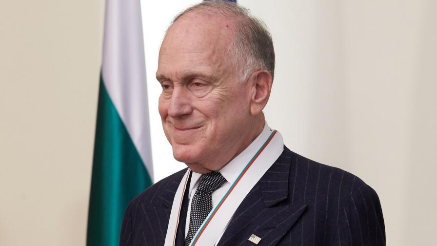 Роналд Лаудер
