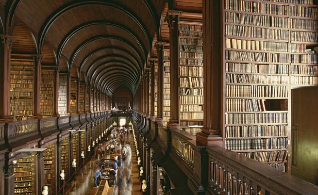 Библиотеката, която спасява хора от улицата