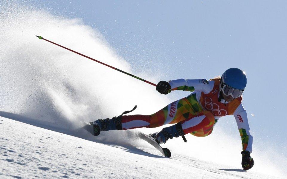 Водещата българска скиорка с голям бенефис