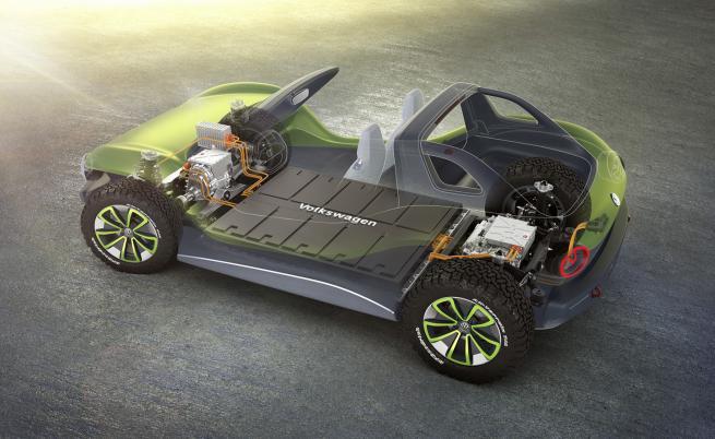 Volkswagen ще лансира почти 70 електрически модела до 2028 г.