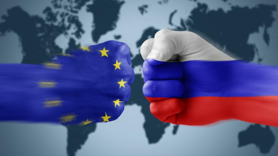 <p>Губи ли ЕС от санкциите срещу Русия</p>  <p>&nbsp;</p>
