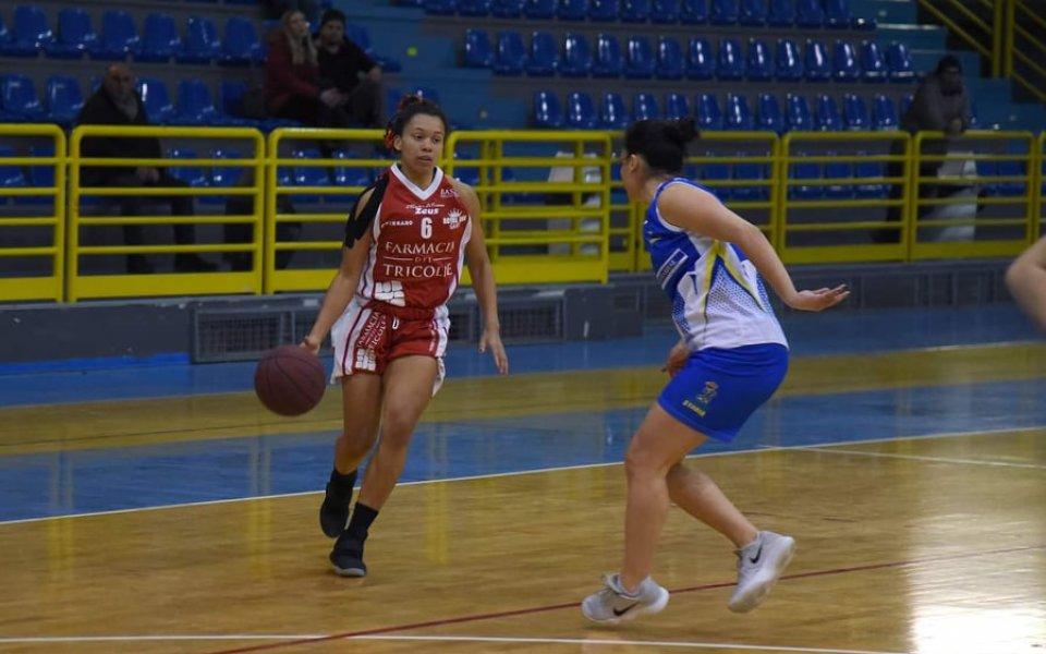 Българска баскетболистка с шанс за промоция във втора италианска дивизия