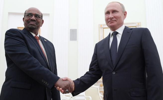 Какво прави Русия в Африка