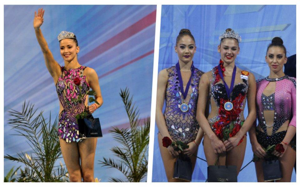 1163e9fe06e Уникална корона ще получи Кралицата на Световната купа по художествена  гимнастика в София