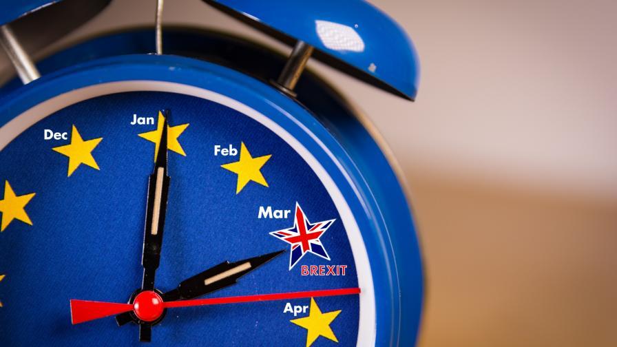 <p>Ще бъде ли отложен Брекзит</p>