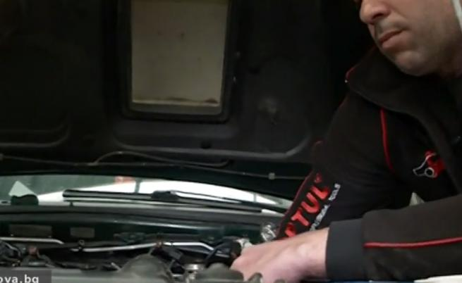 Продупчени гуми и опасни авточасти в интернет