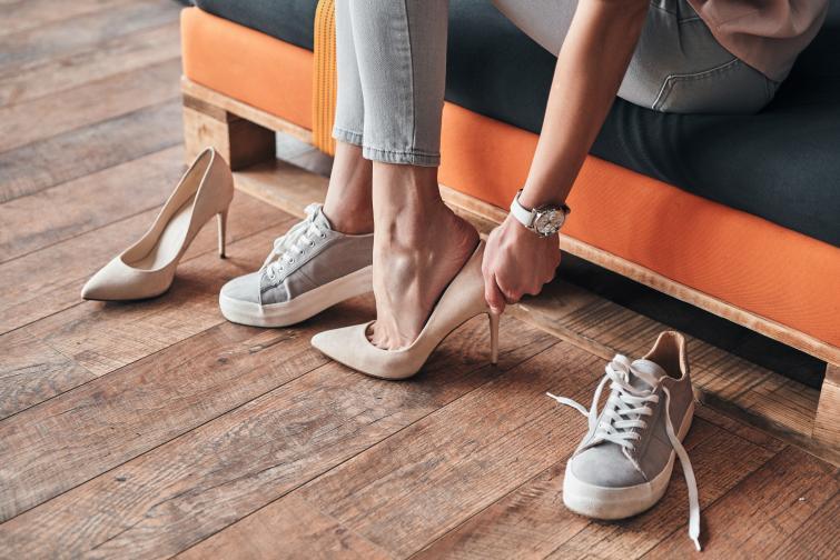 дрехи обувки
