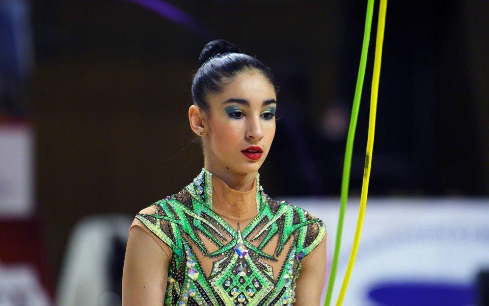 Младата грация Ева Брезалиева на четири финала в Киев