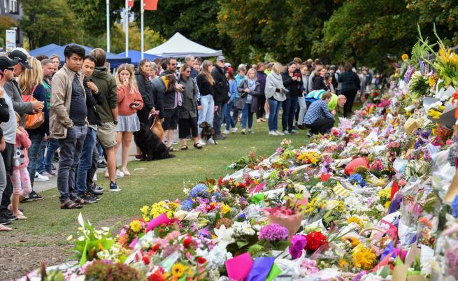 50 са вече жертвите на нападението в Нова Зеландия