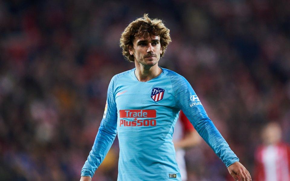 Ръководството на Атлетико Мадрид не възнамерява да води преговори с