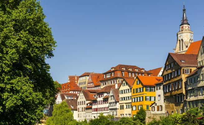 Тези германски градчета ще ви изумят с красота