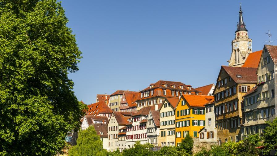 <p>Едни от най-красивите градове в<strong> стил &quot;фахверк&quot;</strong></p>