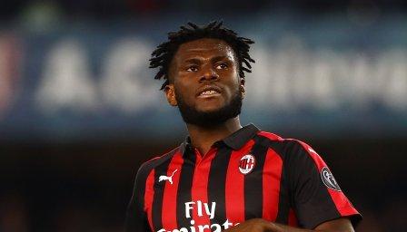 Расистки обиди за играча на Милан, който налетя на съотборник